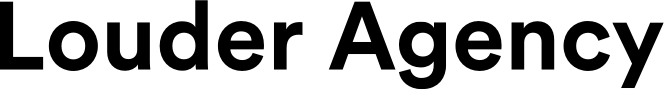 Louder-Agency-Logo-Black@2x